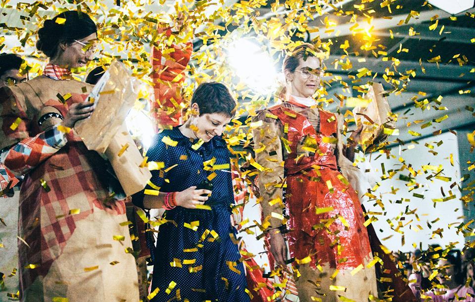 Fashion design bursaries 2017 - Gold Award Among Six Prizes For Eca At Graduate Fashion