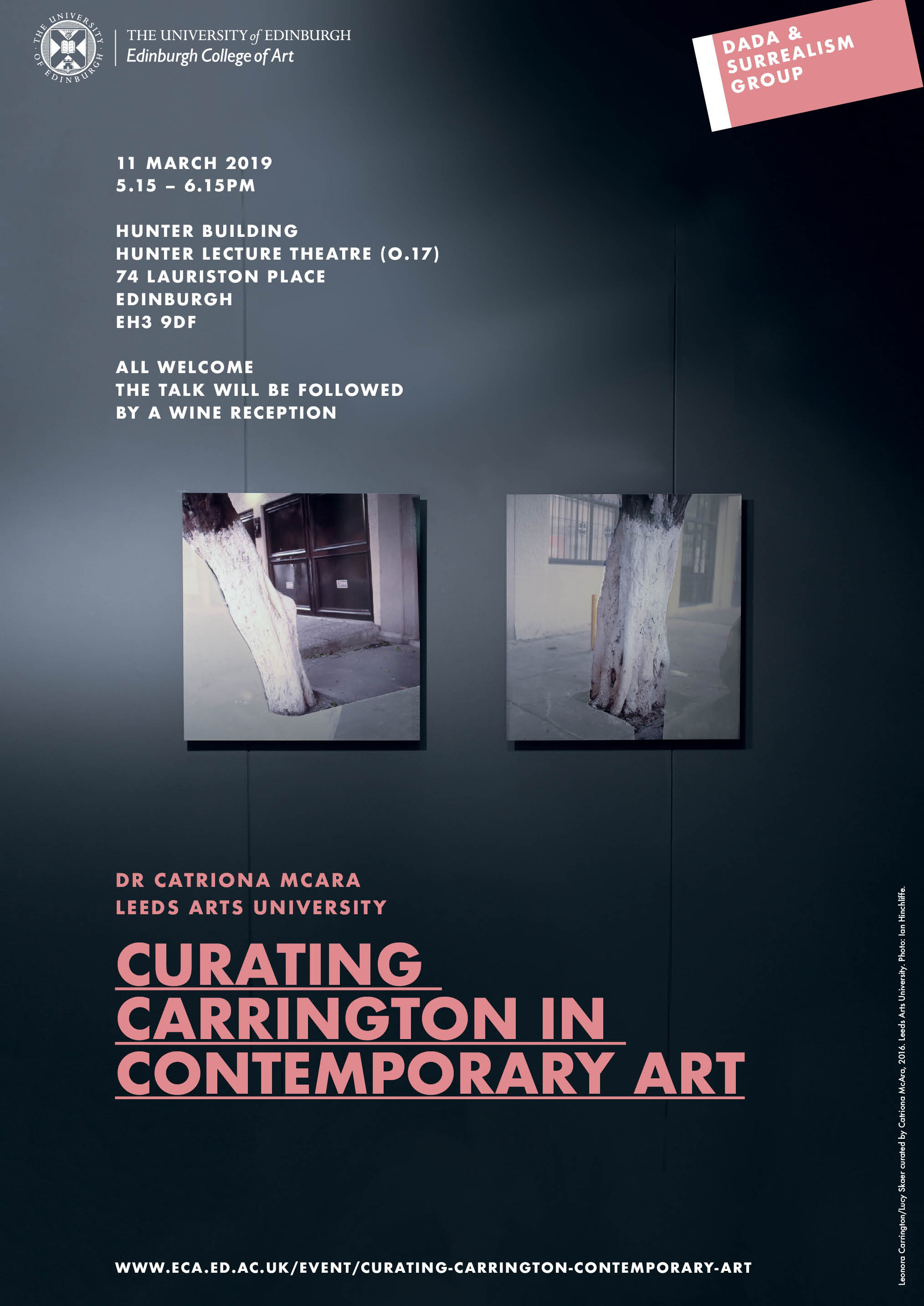 Curating Carrington in Contemporary Art