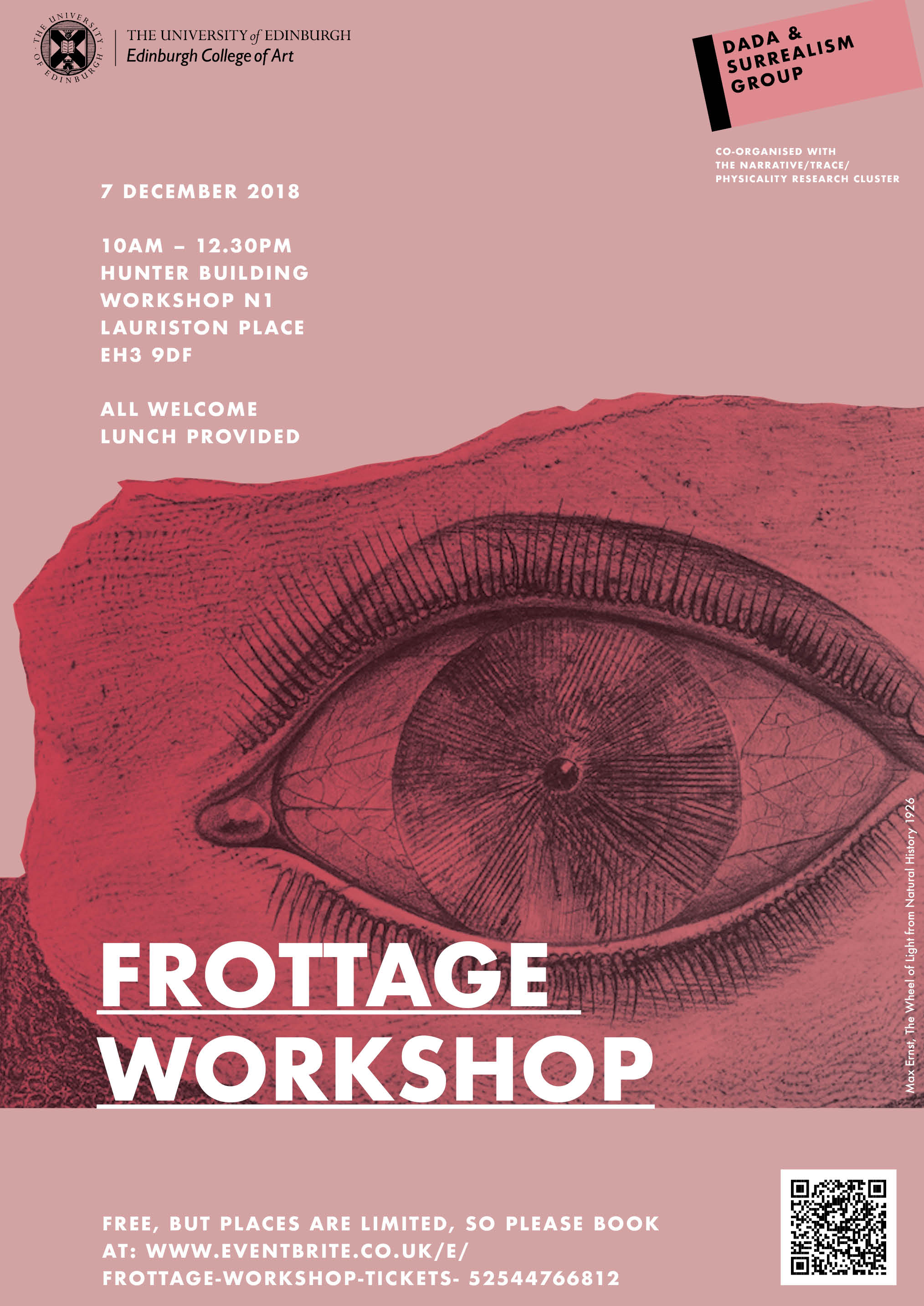 Frottage Workshop