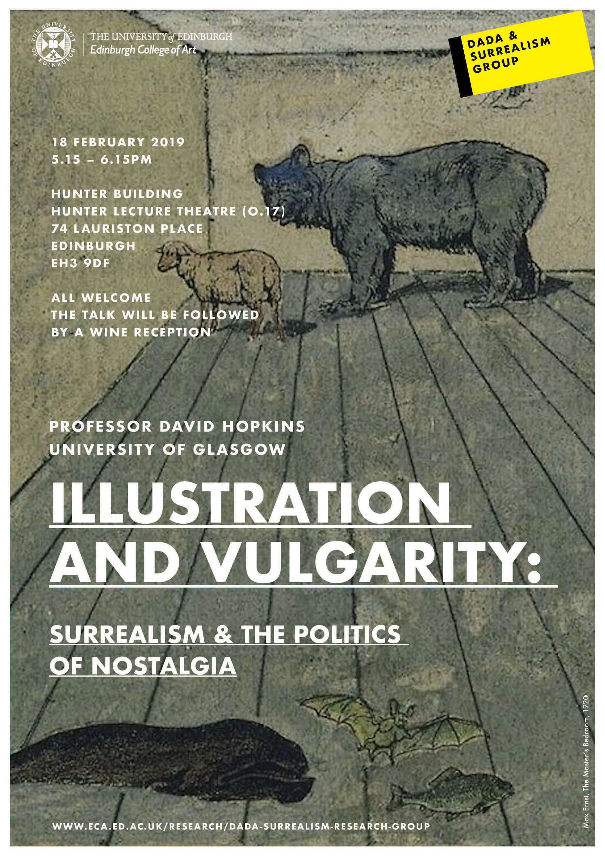 Illustration and Vulgarity: Surrealism and the Politics of Nostalgia