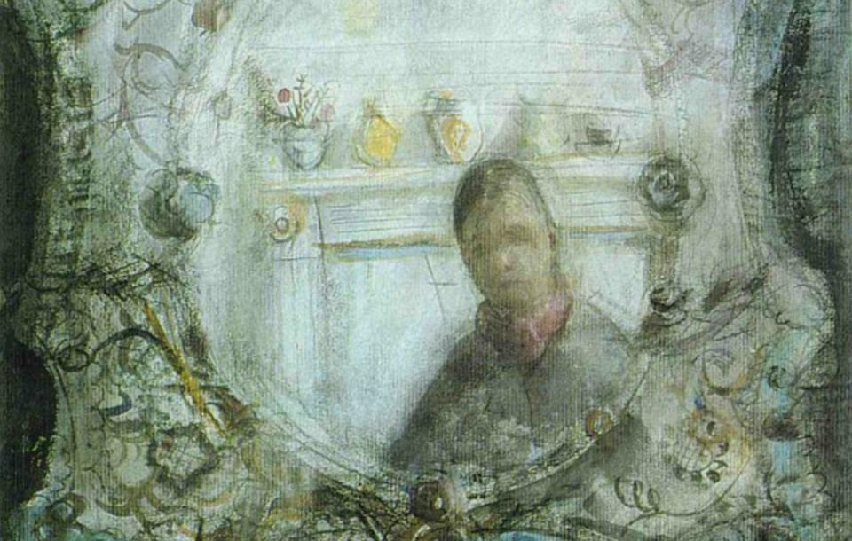 In a Mirror (1953) © Anne Redpath's Estate. All Rights Reserved 2013/ Bridgeman Art Library. University of Edinburgh Art Collection