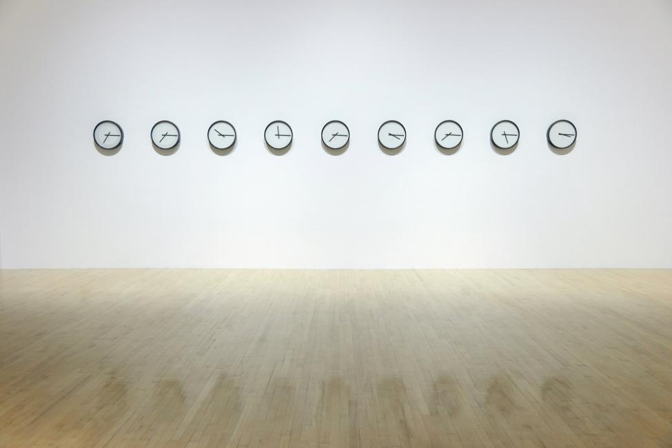 Katie Paterson's Timepieces at Talbot Rice Gallery