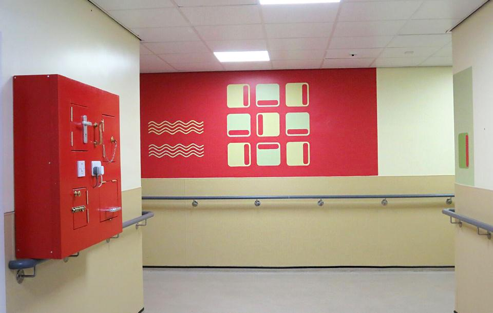 The Colour Project ESALA Edinburgh Hospital Artlink ECA