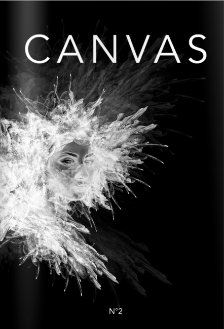 Canvas Issue 2 front cover
