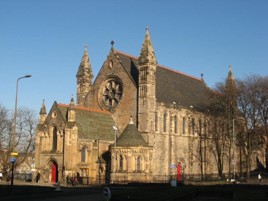 The Mansfield Traquair Centre