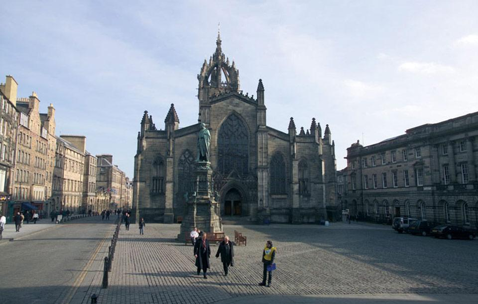 Photo of St Giles Cathedral