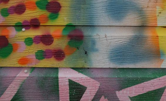 Detail photo of a customised playhouse